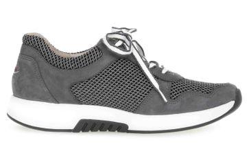 Gabor rollingsoft Sneaker in Übergrößen Grau 26.946.49 große Damenschuhe – Bild 4