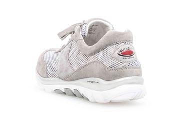 Gabor rollingsoft Sneaker in Übergrößen Grau 26.966.39 große Damenschuhe – Bild 2