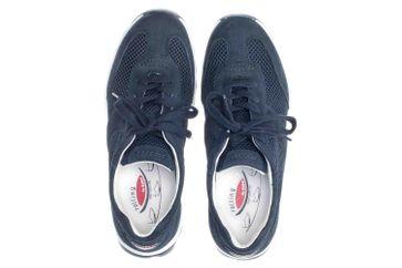 Gabor rollingsoft Sneaker in Übergrößen Blau 26.966.46 große Damenschuhe – Bild 7