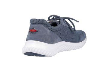 Gabor rollingsoft Sneaker in Übergrößen Blau 26.981.24 große Damenschuhe – Bild 3