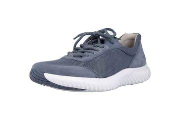 Gabor rollingsoft Sneaker in Übergrößen Blau 26.981.24 große Damenschuhe – Bild 6