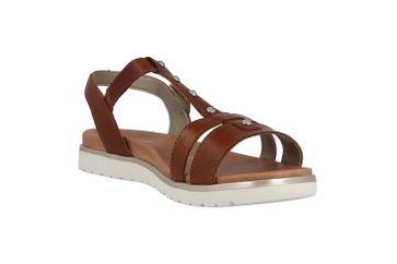Remonte Sandalen in Übergrößen Braun D4056-24 große Damenschuhe – Bild 5