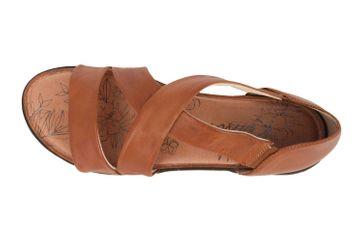 Remonte Sandalen in Übergrößen Braun R2755-22 große Damenschuhe – Bild 7
