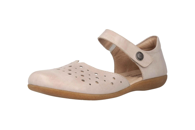 Remonte Sandalen in Übergrößen Beige R3851-81 große Damenschuhe – Bild 6
