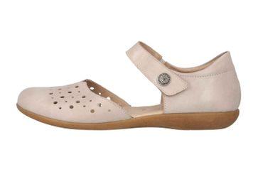 Remonte  Sandalen in Übergrößen Beige R3851-81 große Damenschuhe – Bild 1
