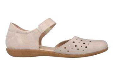 Remonte  Sandalen in Übergrößen Beige R3851-81 große Damenschuhe – Bild 4