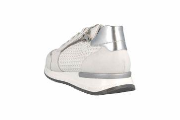 Remonte  Sneaker in Übergrößen Weiss R7024-80 große Damenschuhe – Bild 2