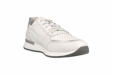 Remonte  Sneaker in Übergrößen Weiss R7024-80 große Damenschuhe – Bild 5