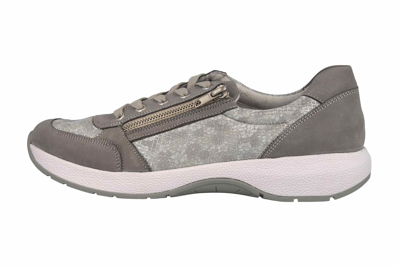 Remonte Halbschuhe in Übergrößen Grau R8900-40 große Damenschuhe – Bild 1