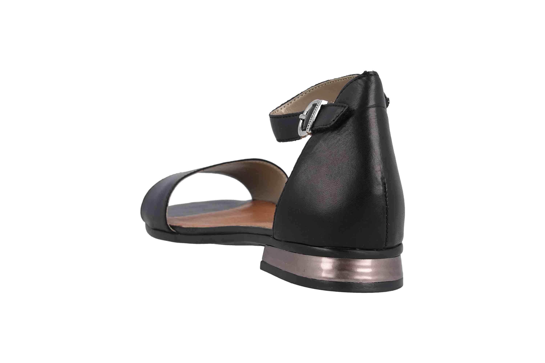 Remonte Sandalen in Übergrößen Schwarz R9050-01 große Damenschuhe – Bild 2
