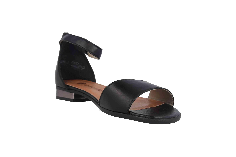 Remonte Sandalen in Übergrößen Schwarz R9050-01 große Damenschuhe – Bild 5