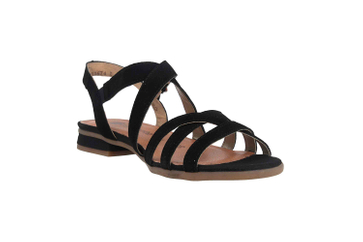 Remonte Sandalen in Übergrößen Schwarz R9052-02 große Damenschuhe – Bild 5