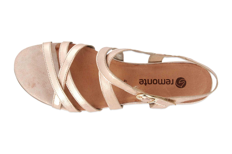 Remonte Sandalen in Übergrößen Rosa R9052-31 große Damenschuhe – Bild 7