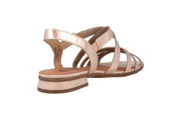 Remonte Sandalen in Übergrößen Rosa R9052-31 große Damenschuhe – Bild 3