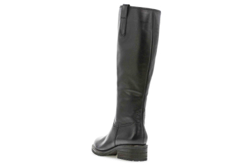 Gabor Comfort Basic Stiefel in Übergrößen Schwarz 36.097.57 große Damenschuhe – Bild 2