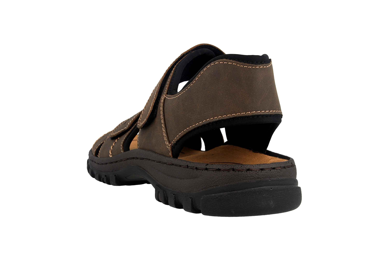 Rieker  Sandalen in Übergrößen Braun 25051-27 große Herrenschuhe – Bild 2