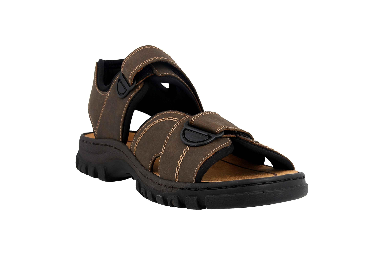 Rieker  Sandalen in Übergrößen Braun 25051-27 große Herrenschuhe – Bild 5