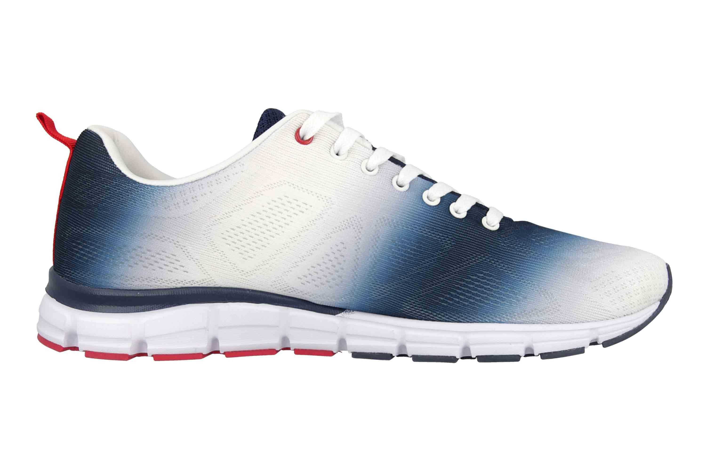 Boras Sneaker in Übergrößen Mehfarbig 5201-0299 große Herrenschuhe – Bild 4