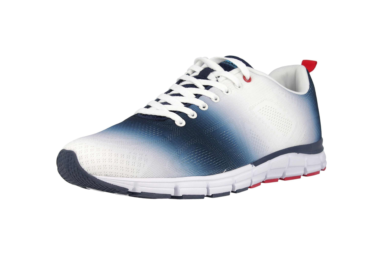 Boras Sneaker in Übergrößen Mehfarbig 5201-0299 große Herrenschuhe – Bild 6
