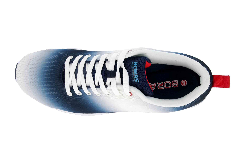 Boras Sneaker in Übergrößen Mehfarbig 5201-0299 große Herrenschuhe – Bild 7