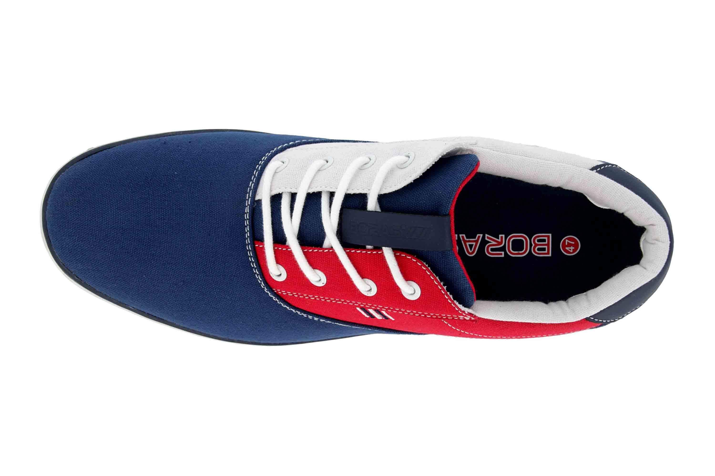 Boras Sneaker in Übergrößen Mehrfarbig 5204-0215 große Herrenschuhe – Bild 7