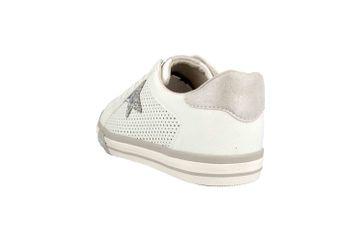 Mustang Shoes Sneaker in Übergrößen Weiß 1146-309-1 große Damenschuhe – Bild 2
