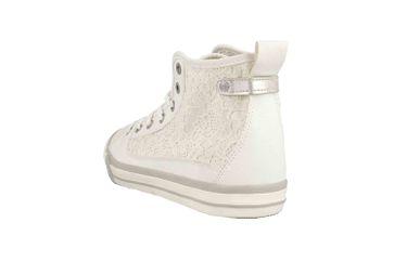 Mustang Shoes High Top Sneaker in Übergrößen Weiß 1146-507-1 große Damenschuhe – Bild 2