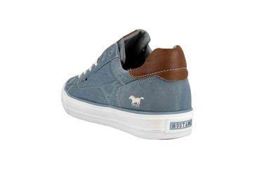 Mustang Shoes Sneaker in Übergrößen Blau 1272-306-875 große Damenschuhe – Bild 2