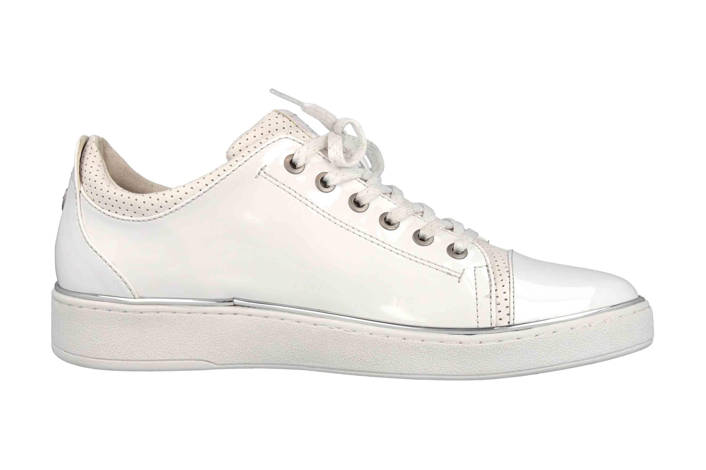 Mustang Shoes Sneaker in Übergrößen Weiß 1300-301-1 große Damenschuhe – Bild 4