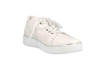 Mustang Shoes Sneaker in Übergrößen Weiß 1300-303-121 große Damenschuhe – Bild 5