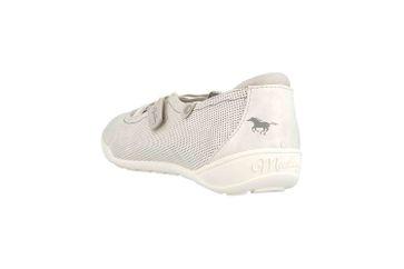 Mustang Shoes Ballerina in Übergrößen Grau 1314-201-203 große Damenschuhe – Bild 2