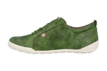 Mustang Shoes Sneaker in Übergrößen Grün 1314-302-7 große Damenschuhe – Bild 1