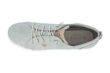 Mustang Shoes Sneaker in Übergrößen Blau 1314-302-875 große Damenschuhe – Bild 7
