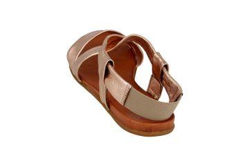 Mustang Shoes Sandalen in Übergrößen Bronze 8003-802-221 große Damenschuhe – Bild 2