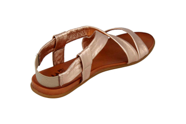 Mustang Shoes Sandalen in Übergrößen Bronze 8003-802-221 große Damenschuhe – Bild 3