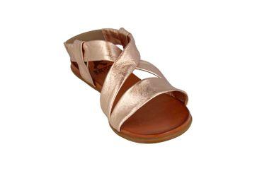 Mustang Shoes Sandalen in Übergrößen Bronze 8003-802-221 große Damenschuhe – Bild 5