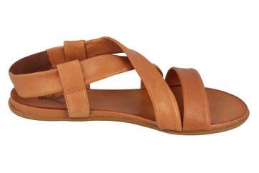 Mustang Shoes Sandalen in Übergrößen Braun 8003-802-307 große Damenschuhe – Bild 4