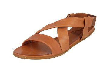 Mustang Shoes Sandalen in Übergrößen Braun 8003-802-307 große Damenschuhe – Bild 6