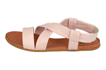 Mustang Shoes Sandalen in Übergrößen Rose 8003-802-555 große Damenschuhe – Bild 1