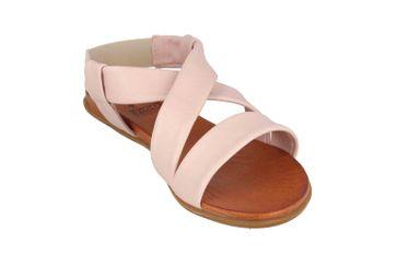 Mustang Shoes Sandalen in Übergrößen Rose 8003-802-555 große Damenschuhe – Bild 5