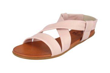 Mustang Shoes Sandalen in Übergrößen Rose 8003-802-555 große Damenschuhe – Bild 6