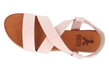 Mustang Shoes Sandalen in Übergrößen Rose 8003-802-555 große Damenschuhe – Bild 7