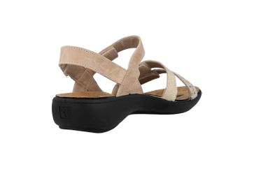 Romika Ibiza 103 Sandalen in Übergrößen Braun 16103 206 211 große Damenschuhe – Bild 3