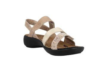 Romika Ibiza 103 Sandalen in Übergrößen Braun 16103 206 211 große Damenschuhe – Bild 5