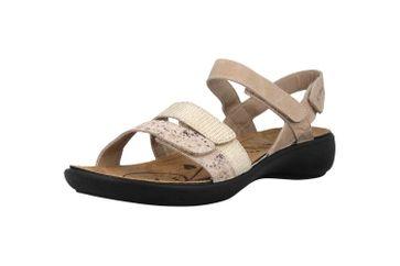 Romika Ibiza 103 Sandalen in Übergrößen Braun 16103 206 211 große Damenschuhe – Bild 6