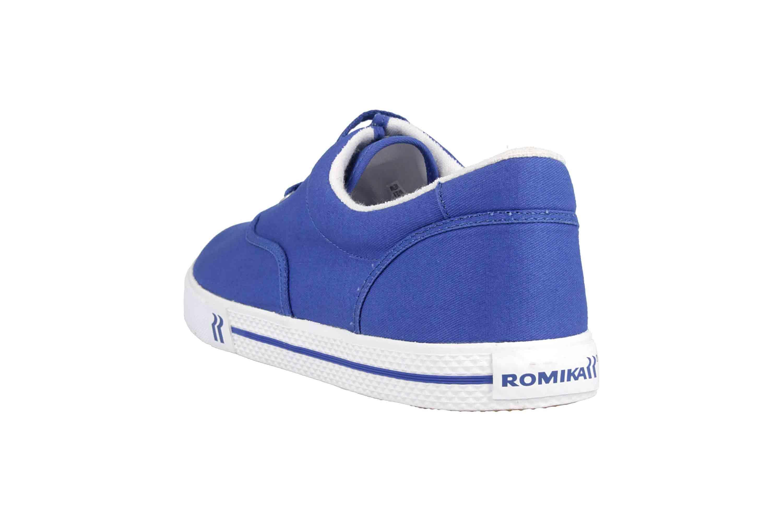 Romika Soling 38 Sneaker in Übergrößen Blau 20038 260 510 große Damenschuhe – Bild 2