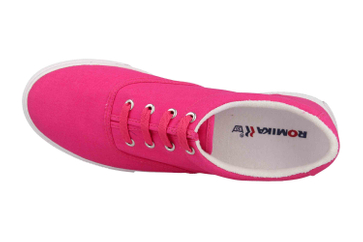 Romika Soling 35 Sneaker in Übergrößen Pink 20035 260 430 große Damenschuhe – Bild 7