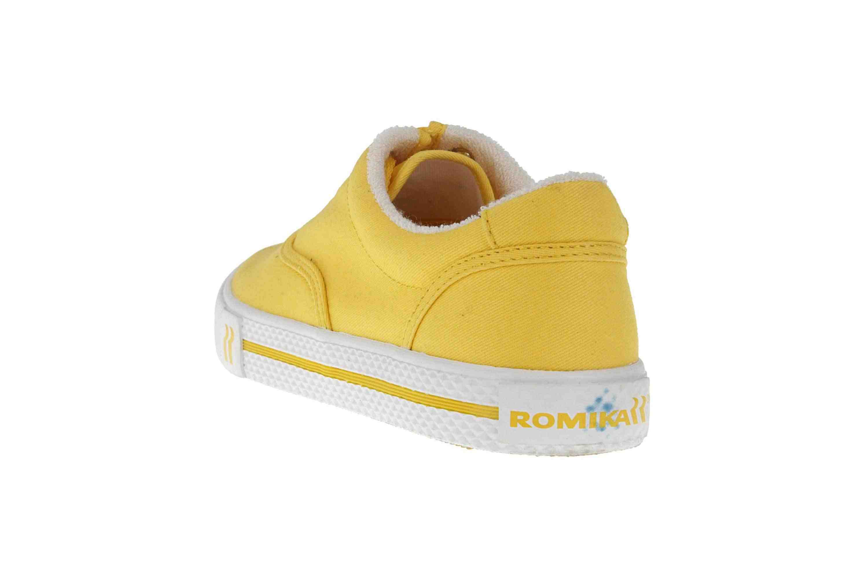 Romika Soling 35 Sneaker in Übergrößen Gelb 20035 260 800 große Damenschuhe – Bild 2