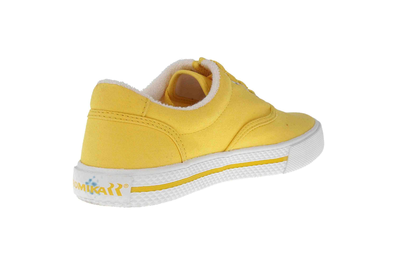 Romika Soling 35 Sneaker in Übergrößen Gelb 20035 260 800 große Damenschuhe – Bild 3