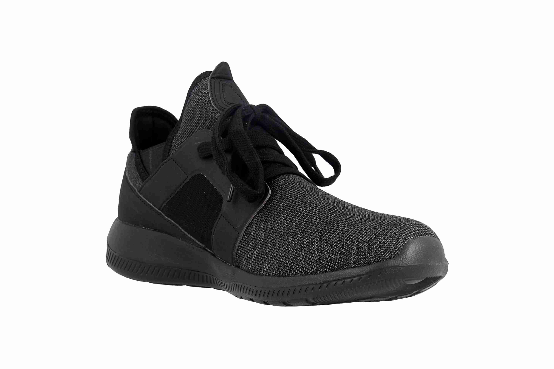 Kappa AMUN II Sneaker in Übergrößen Schwarz 242480 1111 große Herrenschuhe – Bild 5